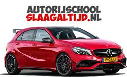Slaag Altijd in Rotterdam Mercedes A klasse