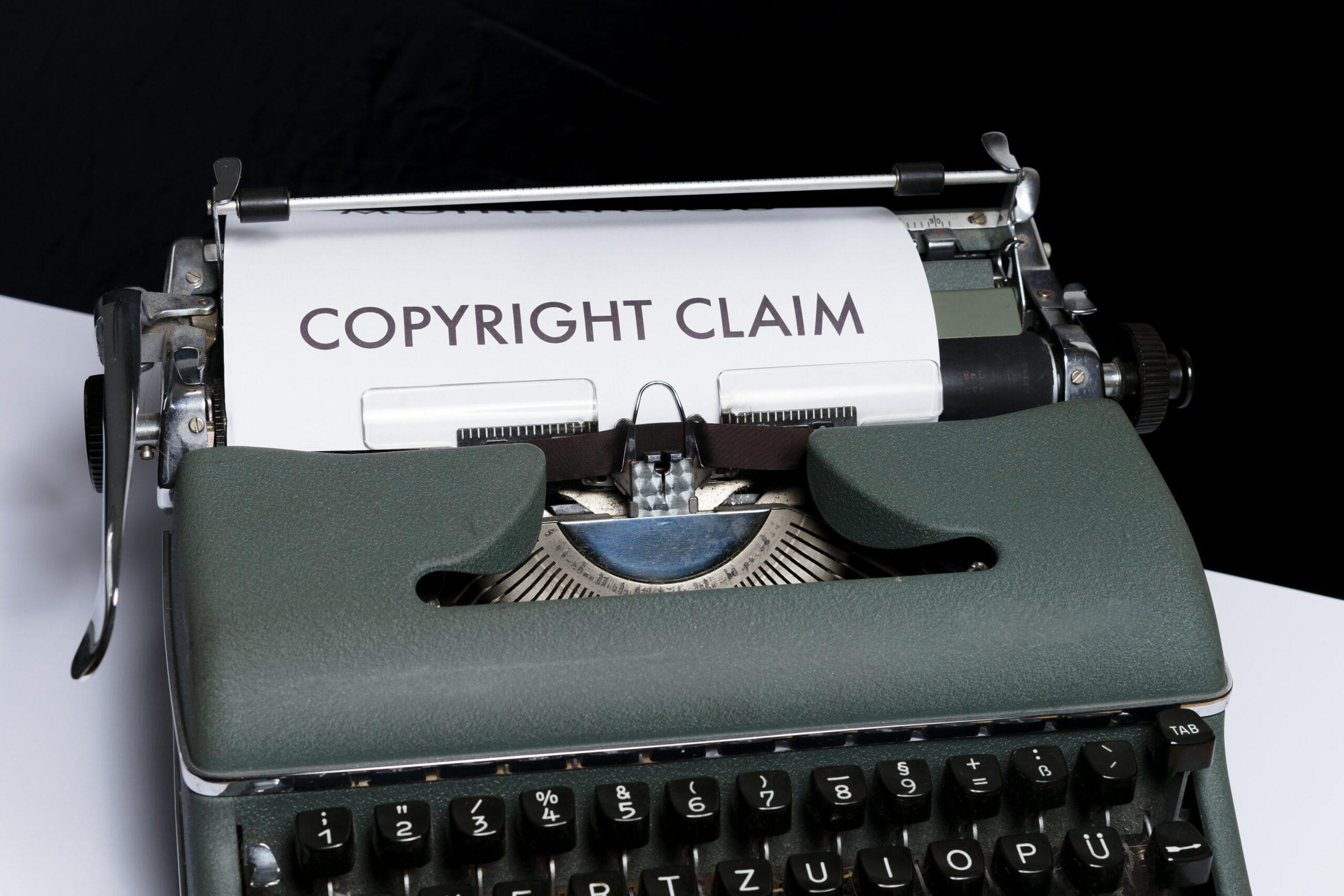 Om copyright i tekster
