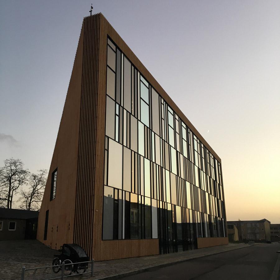 tingbjerg kulturhus