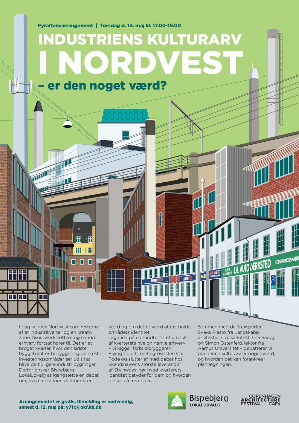 Bispebjerg lokaludvalg plakat