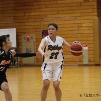 【女子バスケットボール部】10点差を巻き返され、逆転負け 悔しさ残る結果に