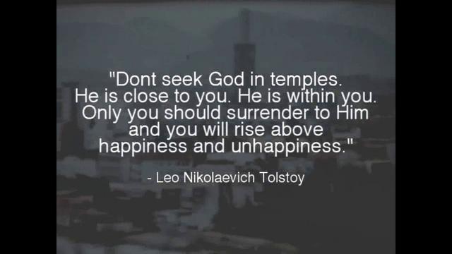The Kingdom of God is within You – Riksavisen