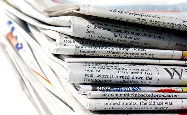 Vi tror ikke på massemedias agendaer. Vi deler ikke deres visjoner, og deres eieres 'profil' lenger.