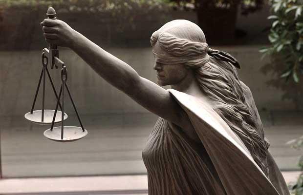 Roman Lady Justice
