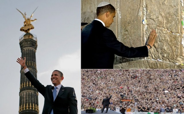 Den Nye Verdensorden strammer grepet. Viser Obama sitt sanne ansikt?