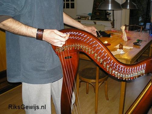 Les Harp revisie