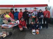 Il Team KGT Viterbo 2016 ROK CUP