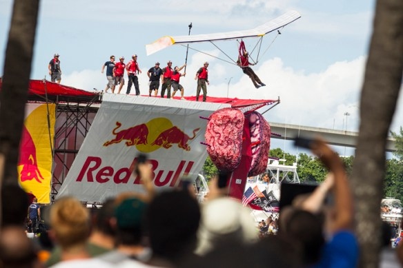 The Flugtag Flying Dead - Action