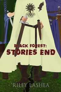 Black Forest: Stories End cover