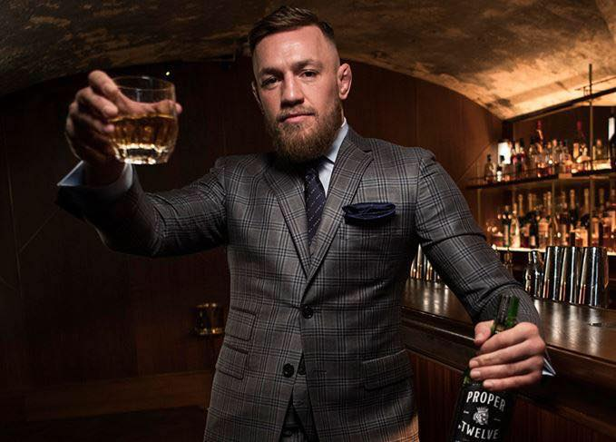 Konor McGregor Whisky