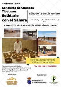 Concierto Solidario de Navidad: Cuencos Sagrados Tibetanos