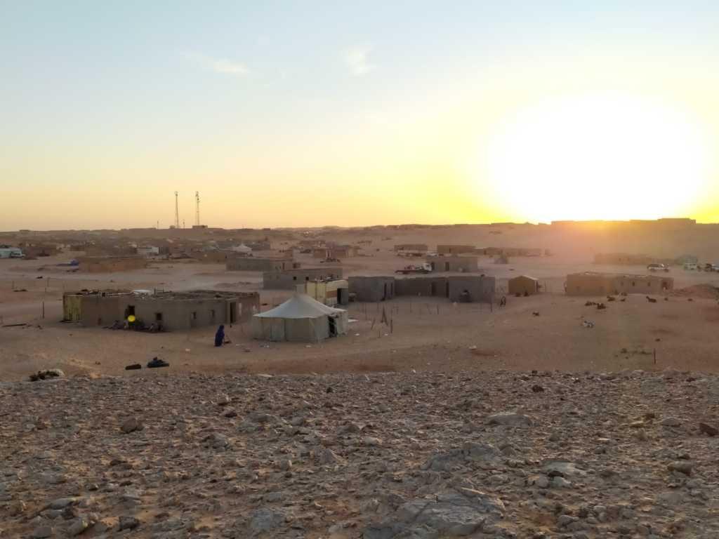 Colaboración con la       Media Luna Saharaui en la llamada de Emergencia Humanitaria