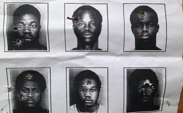 Racism leads to police brutality   #BlackLivesMatter