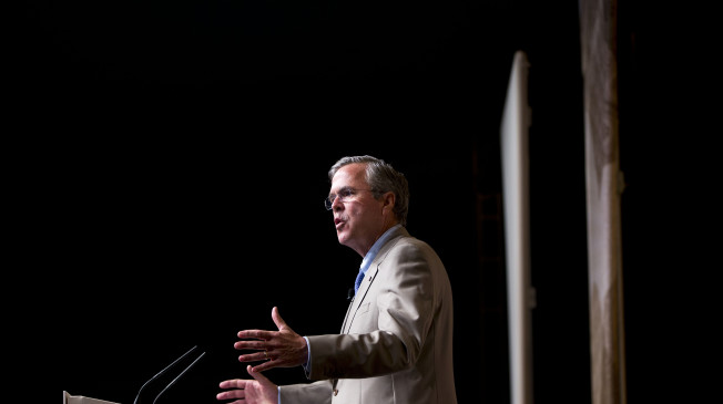 Jeb! just can't call the #CharlestonMassacre a #racist hate crime | #BlackLivesMatter on Blog#42