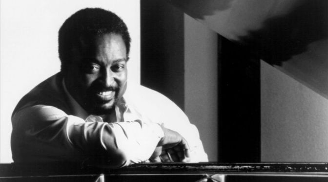 My favorite piano rendition of Summertime? Gene Harris', hands down! | #Jazz on Blog#42