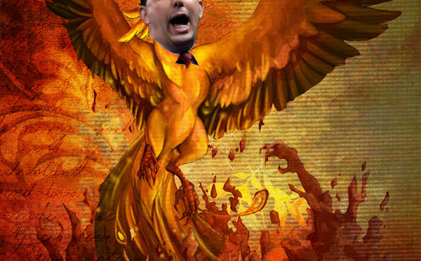 Out of the ashes… rises a Trump? | #ScottWalker quits on Blog#42