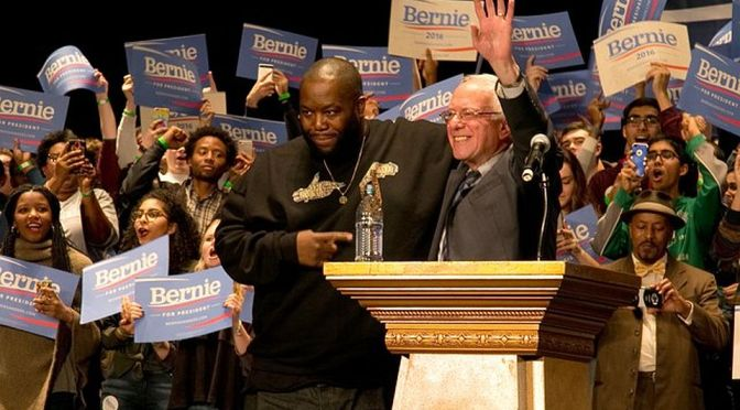 @KillerMike Is No Sexist Rapper: It's Just Dirty Politics | #DemPrimary on Blog#42