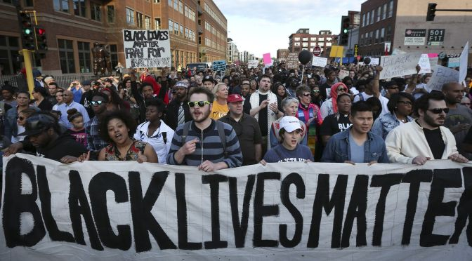 #BlackLivesMatter: Keep On Saying It Loud and Proud, Please! | Blog#42