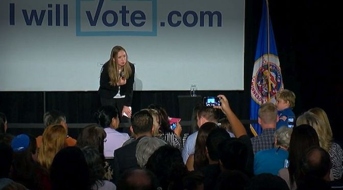 How Not To Talk To White Children: Chelsea Clinton Edition | #BlackLivesMatter on Blog#42