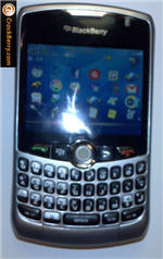 CDMA BlackBerry Curve Pictures Popping Up All Over The Internet
