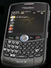 I Like The BlackBerry Curve In Black