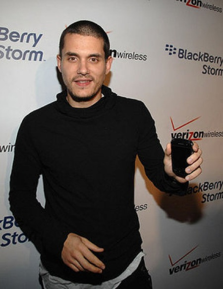 John Mayer Switches From The Bold To Storm