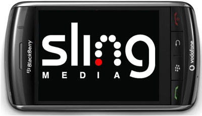 SlingPlayer Coming To BlackBerry Storm?