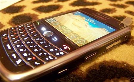 BlackBerry Niagara 9630 Coming To Verizon In May?
