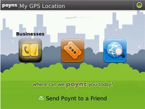 Poynt For BlackBerry Updated