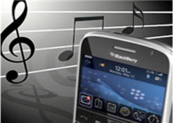 How to Customize Blackberry Ringtones & Ringbacks