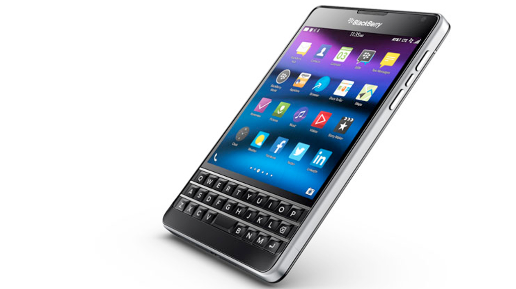AT&T BlackBerry Passport Mini Review
