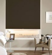DARBY OTTER  Honeycomb Blinds