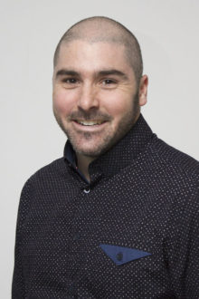 Pierre-Luc Harvey - General Manager