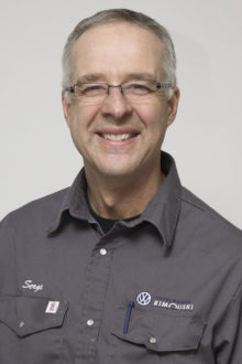 Serge Ruest - Service Manager