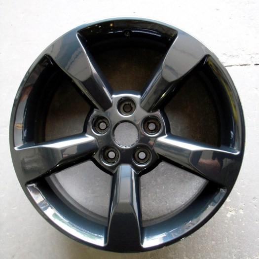 Rim Repair Nissan Maxima Wheel