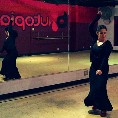 Online Flamenco Lessons