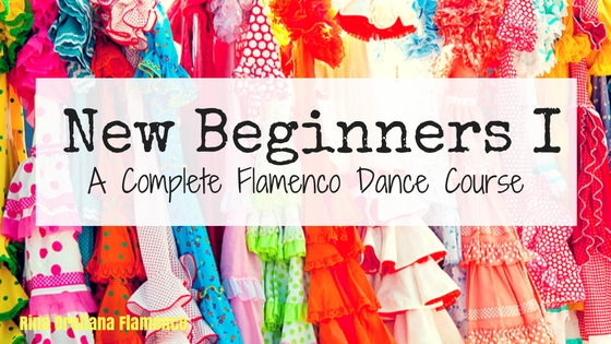 A Complete Flamenco Dance Course for New Beginners