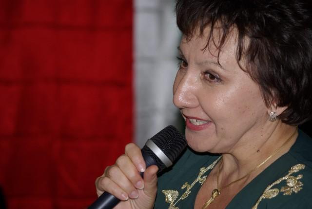 Роза Хабибуллина