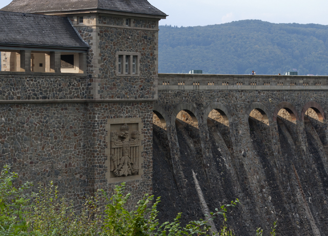Плотина на Эдере