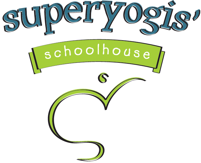 SUPER YOGIS' SCHOOLHOUSE TRAINING | Rina Yoga