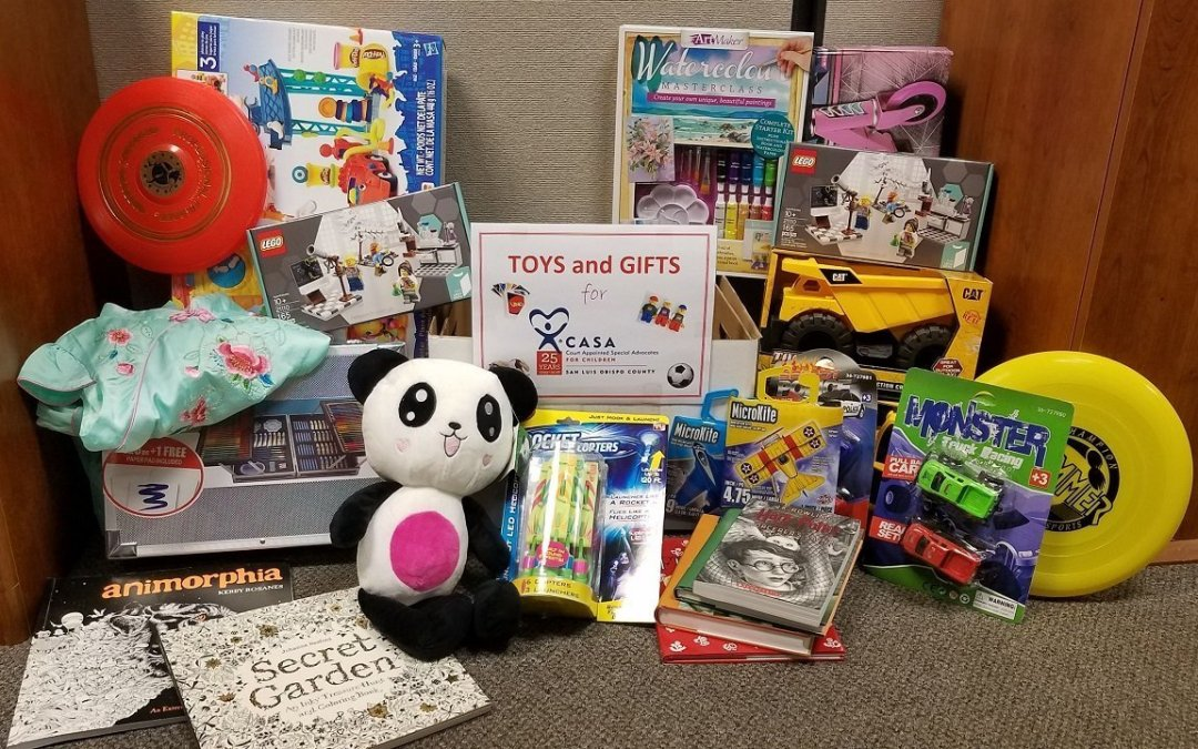 Our 2018 Charity Drive