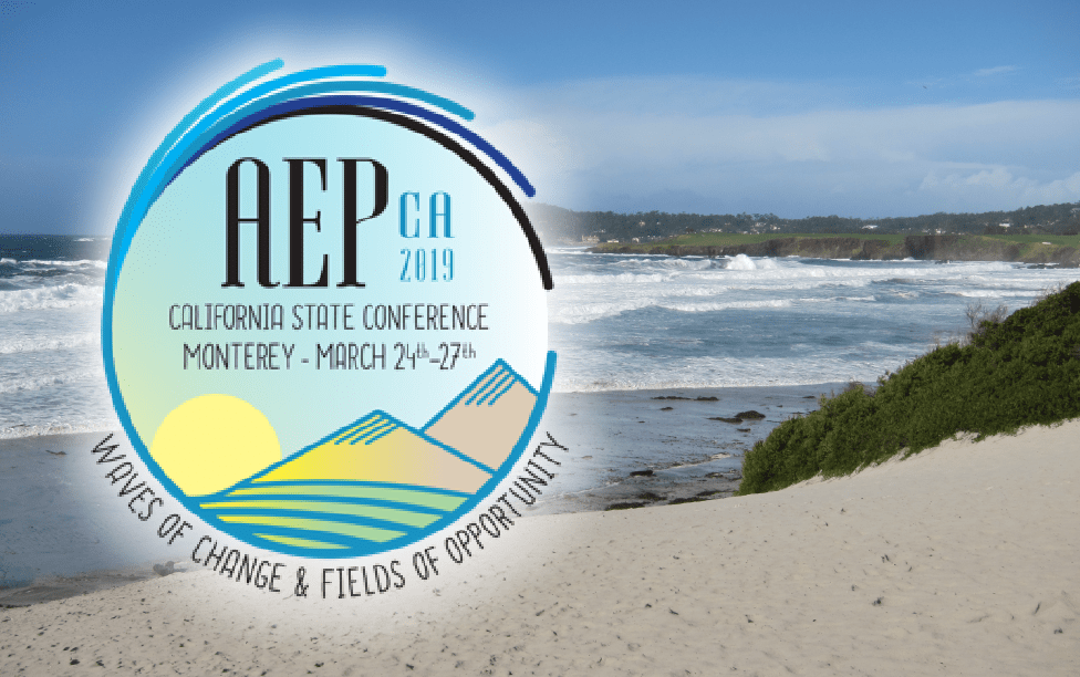 Rincon at the 2019 AEP CA State Conference