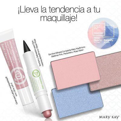 Color del año 2016 Pantone: mary kay