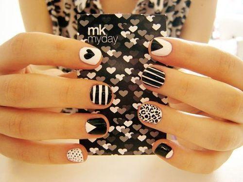 cf87e9a2e 15 Imágenes de diseños de uñas, Nail Art