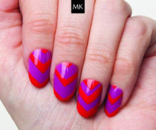 Dieños de uñas: mary kay nail art