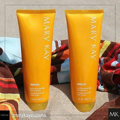 Protector solar mary kay