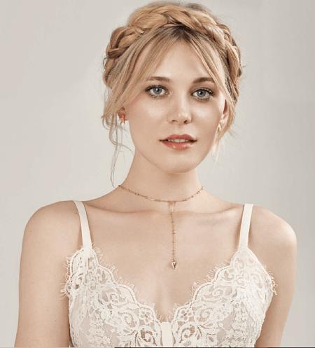Maquillaje de Novia para una boda bohemia natural