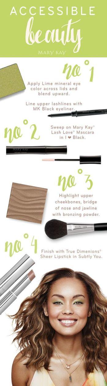 Maquillaje para el verano: Accessible Beauty