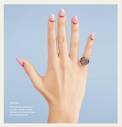 Esmaltes de uñas Reinventa la Luz Light Reinvented Mary Kay