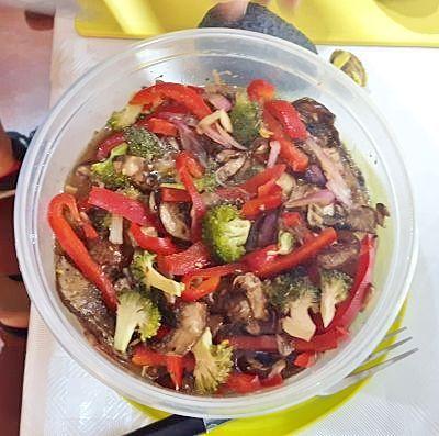 Taller de cocina de Cocinando entre amig@as: Verduras marinadas